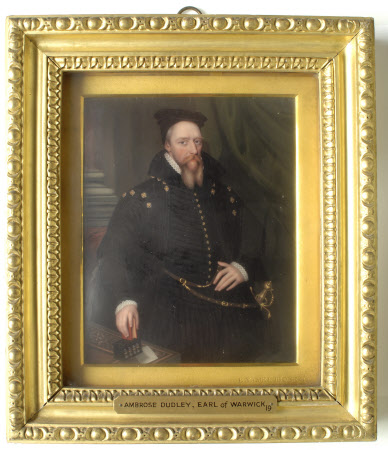 William Cecil, Lord Burghley (1520-1598) (after Arnold van Bronckorst)