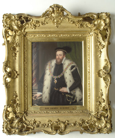 Sir Henry Sidney (1529-1586) (after Arnold van Bronckorst)