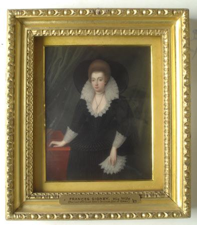 Frances Walsingham, Lady Sidney (c.1569-1632) (after British (English) School)