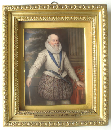 Edward Somerset, 4th Earl of Worcester (1553-1628) (after British (English) School)