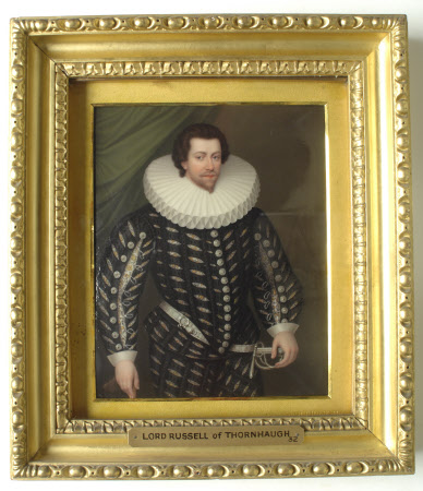 Lord William Russell of Thornhaugh (1558?-1613) (after British (English) School)