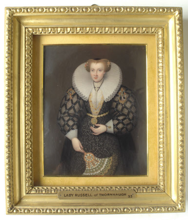 Elizabeth Long, Lady Russell of Thornhaugh (1568-1611) (after British (English) School)