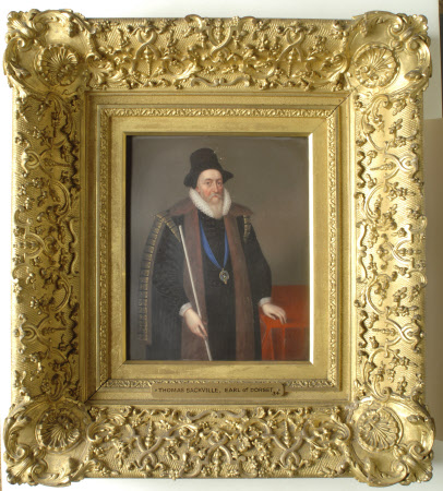 Thomas Sackville, 1st Earl of Dorset (1536-1608) (after John de Critz the elder)