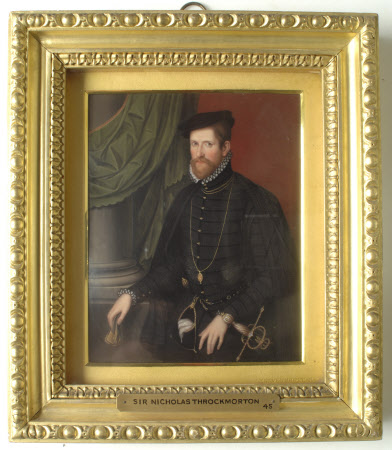 Sir Nicholas Throckmorton (1515-1571) (after British (English) School, c.1562)