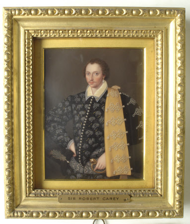 Sir Robert Carey, 1st Earl of Monmouth (?1560-1639) (after British (English) School)