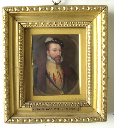 Thomas Radcliffe, 3rd Earl of Sussex (?1526-1583) (after British (English) School)