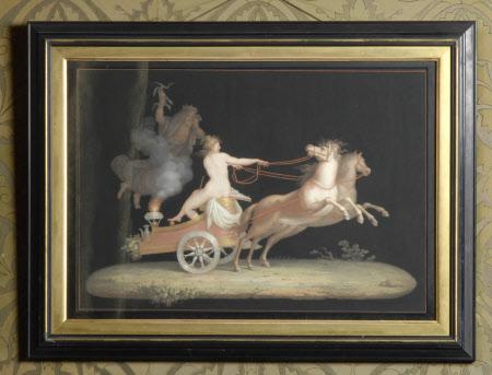 Medea in her Chariot