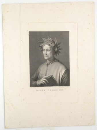 Dante Alighieri (1265-1321) (after Stefano Tofanelli)