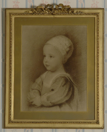 James Duke of York, as a child, later King James II (1633–1701)