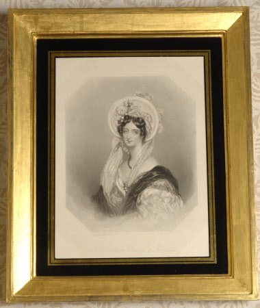 Anne Frances Bankes, Countess of Falmouth (1789-1864) (after Alfred Edward Chalon)