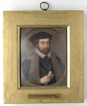 Sir Christopher Hatton (1540-1591) (after British (English) School)