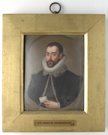 Sir Francis Walsingham (1530-1590) (after British (English) School)
