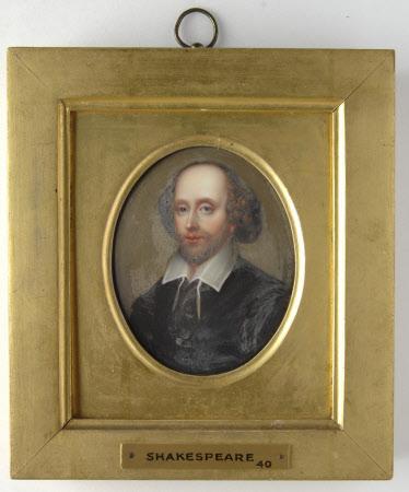 William Shakespeare (1564-1616) (after British (English) School)