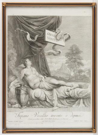 Omnia Vanitas (All is Vanity) (after Titian)
