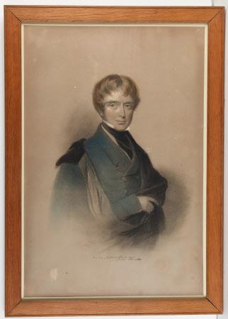 Rt. Hon. George Bankes, MP (1787-1856)