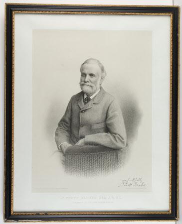 J.Scott Bankes JP DL of Soughton (1826-1894)
