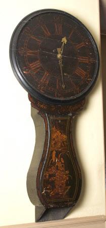 Act of parliament clock
