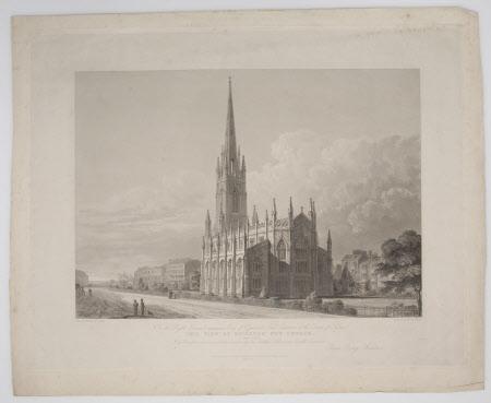 View of Brighton New Church