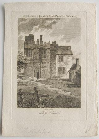 Rye House, Hoddesdon, Hertfordshire