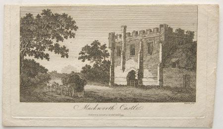 Mackworth Castle, Derbyshire