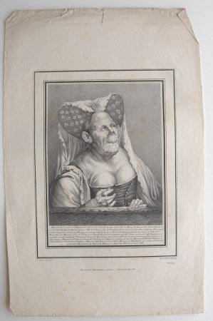 Margaret, Countess of Tyrol, nicknamed Margarete Maultasch (1318 – 1369) (after G. Paris after ...