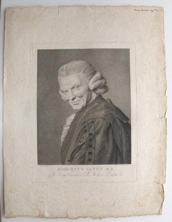 Robert Glynn Clobery (1719-1800) (after Thomas Kerrich)
