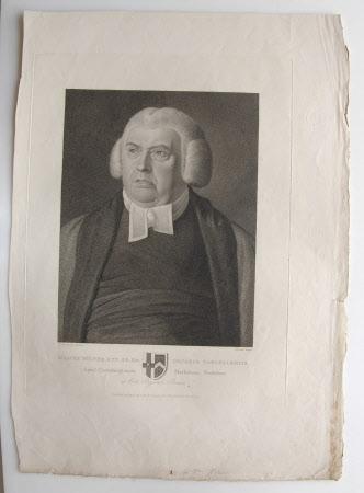 Isaac Milner (1750-1820) (after Thomas Kerrich)