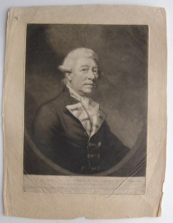 Admiral Sir Hyde Parker, 5th Bt (1714-1782) (after James Northcote)