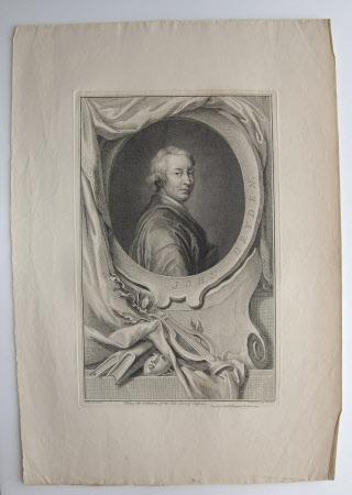 John Dryden (1631 – 1700) (after Sir Godfrey Kneller)