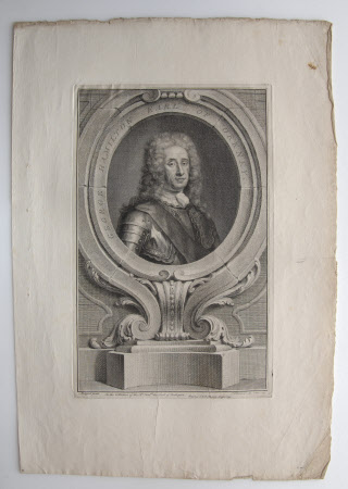 George Hamilton, 1st Earl of Orkney (1666-1737) (after Martin Maingaud)