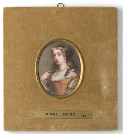 Anne Hyde, Duchess of York (1637-1671) (after Sir Peter Lely)