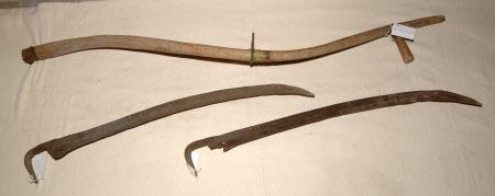 Scythe handle