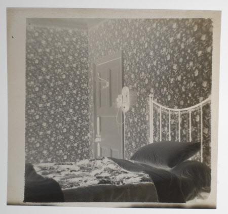 Henry John Ralph Bankes (1902-1981) bedroom in Brook Street, London.