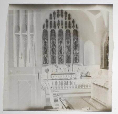 Interior of the Chapel, Eton College