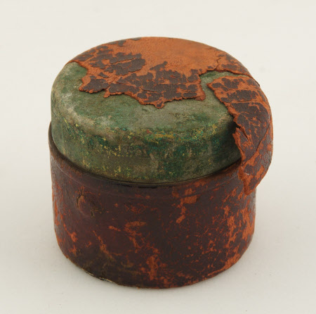 Travelling inkwell