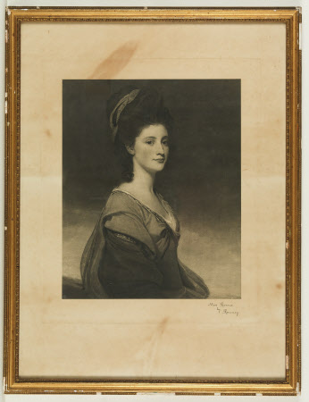 Elizabeth Ramus, Baroness de Nougal (1751-1848) formerly called Benedetta Ramus, Lady Day (d.1811) ...