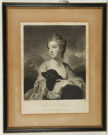 Mary Beauclerk, Lady Charles Spencer (1743-1812) (after Sir Joshua Reynolds)