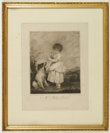 Philip Yorke, Viscount Royston (1784-1808) as a Child (after Sir Joshua Reynolds)