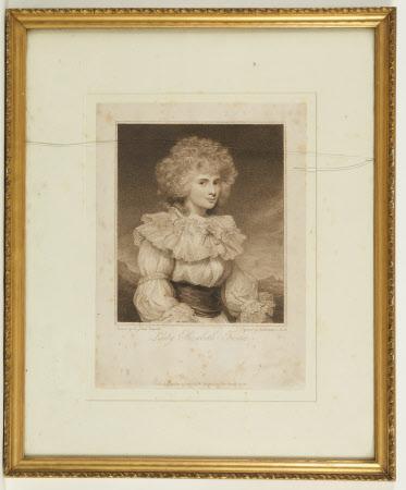 Lady Elizabeth Christiana Hervey, Lady Elizabeth Foster, later Duchess of Devonshire (1759-1824) ...