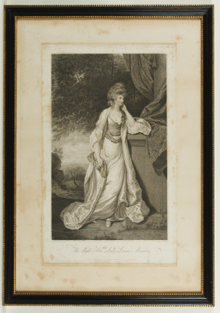 Lady Louisa Tollemache, later Countess of Dysart (1745-1840) (after Sir Joshua Reynolds)