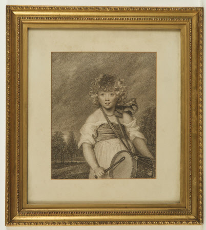 Leicester Fitzgerald Charles Stanhope, 5th Earl of Harrington (1784-1862): 'Little Mischief' (after ...