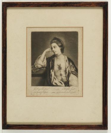 Henrietta Catherine Croft, Mrs Nathaniel Cholmley (d.1769) (after Sir Joshua Reynolds)