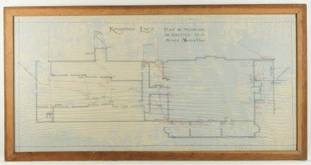 Kingston Lacy Drainage Plan