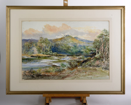 The Baron River, Australia