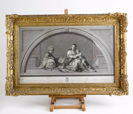The Madonna del Sacco (after Andrea del Sarto)