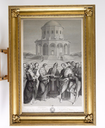 The Marriage of the Virgin (after Raphael)