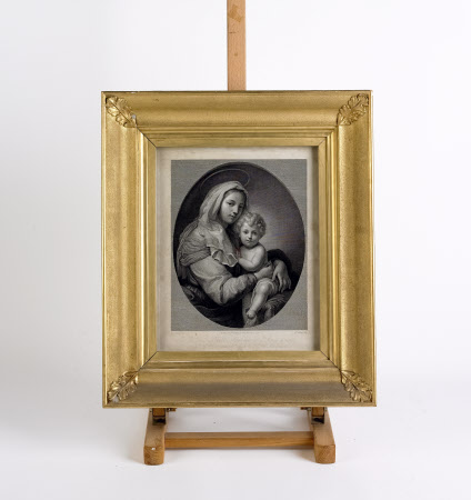 Madonna and Child (after Carlo Dolci)