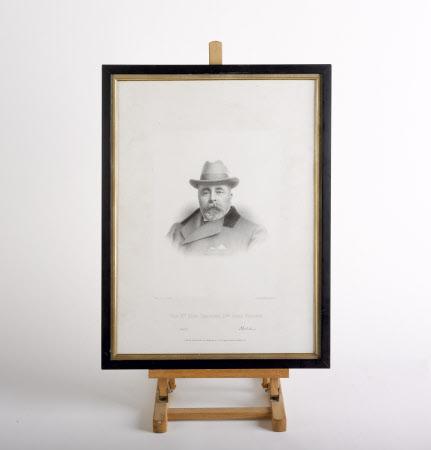 Sir Henry Christopher Grattan-Bellew, 3rd Baronet Bellew (1860-1942)