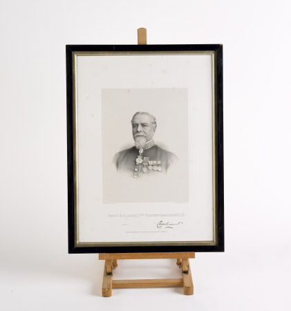 James Alfred Caulfeild, 7th Viscount Charlemont, CB (1830-1913)
