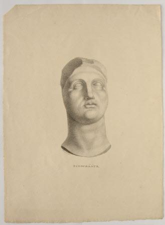 Dinocrates (fl.4th century BC)